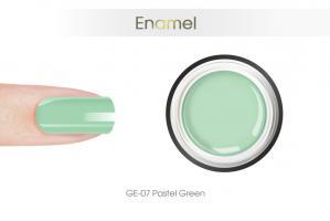 Гель краска Enamel GE-07 Pastel Green_0